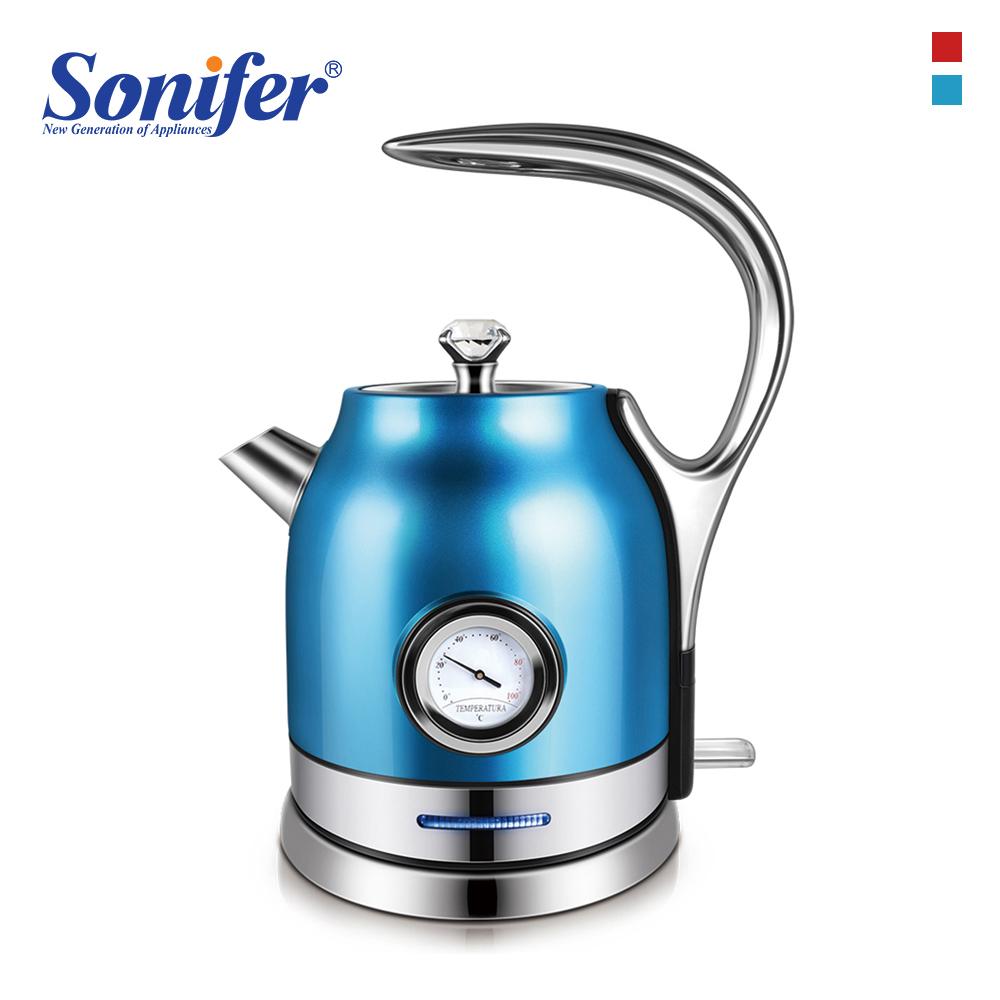 ელექტრო ჩაიდანი Sonifer SF- 2047 Blue