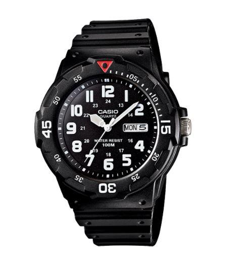 მამაკაცის მაჯის საათი CASIO | MRW-200H-1BVDF