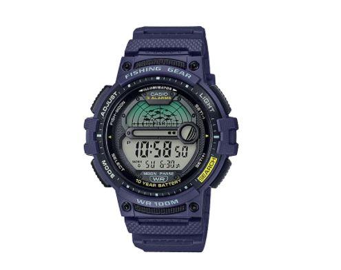 მამაკაცის მაჯის საათი CASIO   WS-1200H-2AVDF