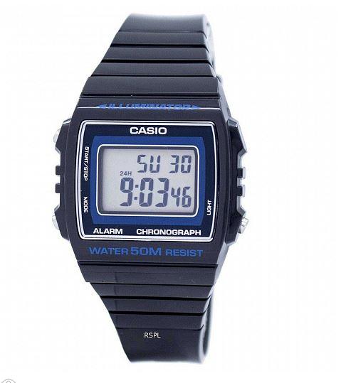 მაჯის საათი CASIO | W-215H-8AVDF
