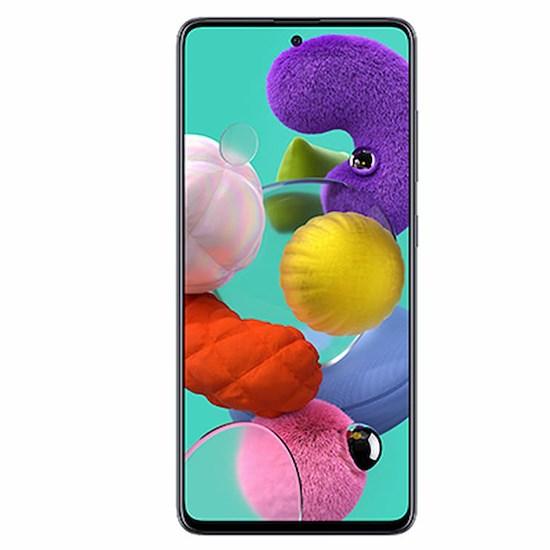მობილური ტელეფონი Samsung Galaxy A51 6GB RAM 128GB LTE A515FD Black