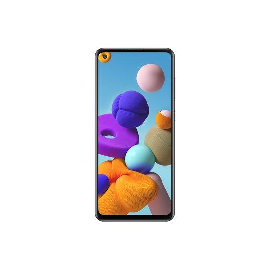 Samsung A217F Galaxy A21s (3GB/32GB) LTE Duos - Black
