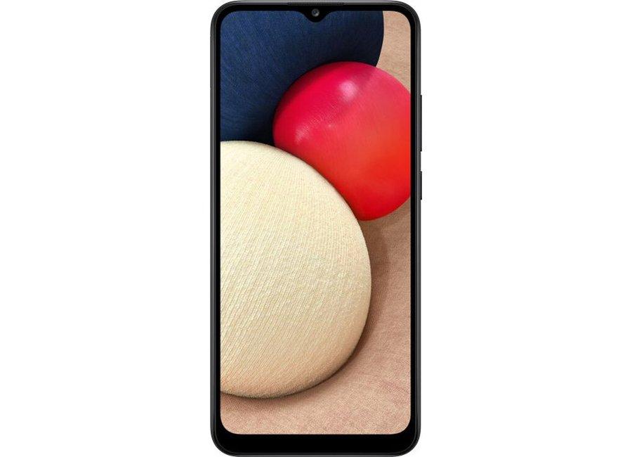 მობილური ტელეფონი Samsung A025F Galaxy A02s (3GB/32GB) Dual Sim LTE - Black