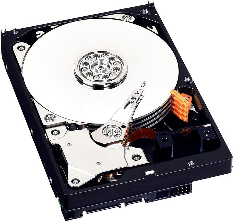 მყარი დისკი WESTERN DIGITAL BLUE 4TB 5400rpm 64MB (WD40EZRZ)