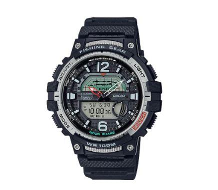მამაკაცის მაჯის საათი CASIO   WSC-1250H-1AVDF