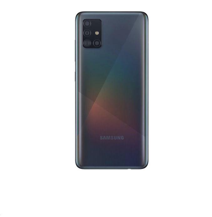 მობილური ტელეფონი Samsung A715F Galaxy A71 (6GB/128GB) LTE Duos Black