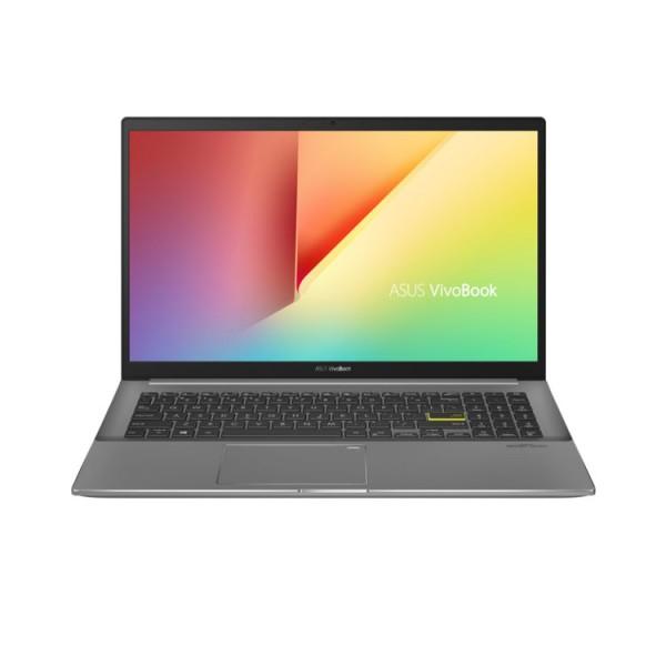 """ნოუთბუქი   Asus Vivobook S15 S533EQ-BN140 15.6"""" FHD Intel i5-1135G7 8GB 512GB SSD MX350 2GB"""